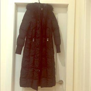 Tahari long winter jacket